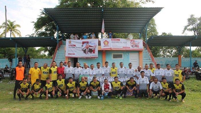 Legend Sigupai Ungguli Persimas Meukek, Dhien Kallon Jadi Penentu, Begini Jalannya Pertandingan
