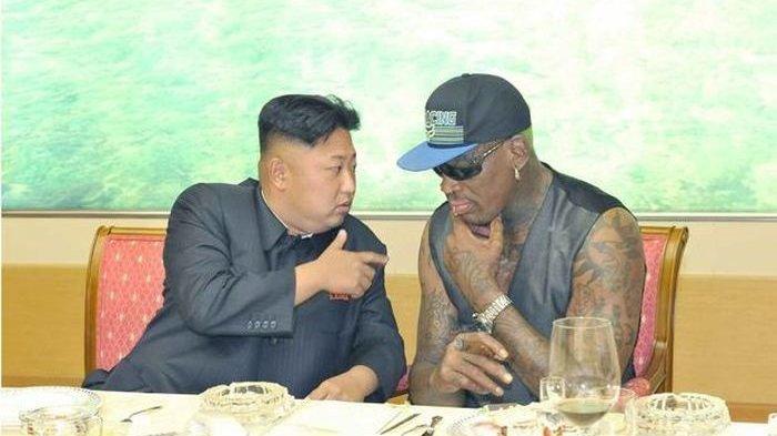 Legenda NBA Sekaligus Sahabat Kim Jong Un Sebut Korea Utara Sedang Bergejolak, Ini Alasannya