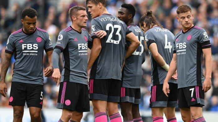 VAR Gagalkan Kemenangan Leicester City Atas Brighton, Dua Gol Dianulir Wasit
