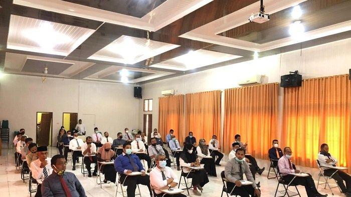 23 ASN Perebutkan 8 Posisi Kepala SKPK di Pidie, Ini Nama-nama Peserta Lelang JPTP