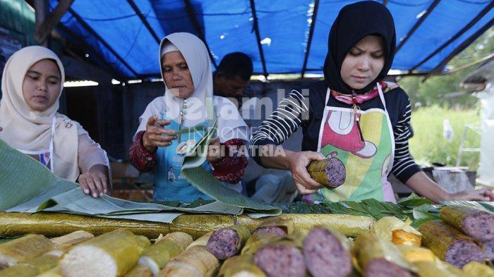 FOTO-FOTO : Lemang Bambu Lambaro Skep, Banda Aceh - lemang-bambu-1.jpg