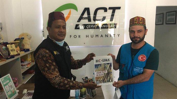 Lembaga Wakaf Turki Seleksi Calon Mahasiswa Penerima Beasiswa di Aceh