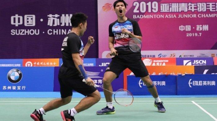 Hasil Thailand Open 2021, Leo/Daniel Ungkap Strategi Kalahkan Fajar/Rian