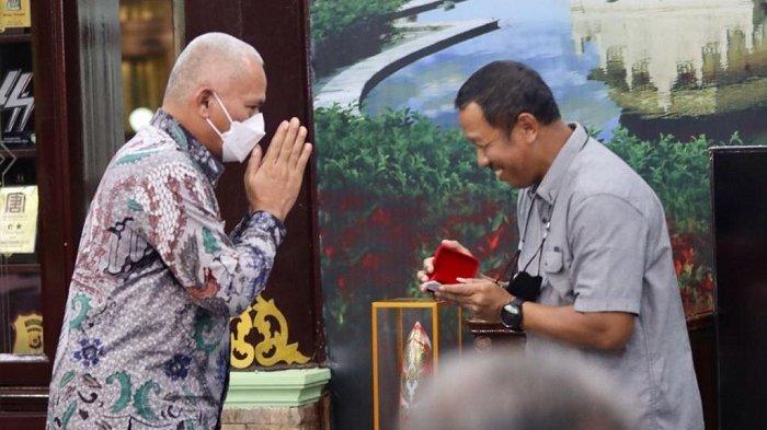 Putra Aceh Jabat Irdam Iskandar Muda, Sekda Aceh Hadiri Acara Lepas Sambut di Rumah Pangdam IM