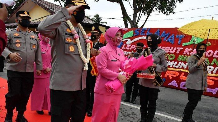Polres Aceh Timur Gelar Lepas Sambut Kapolres