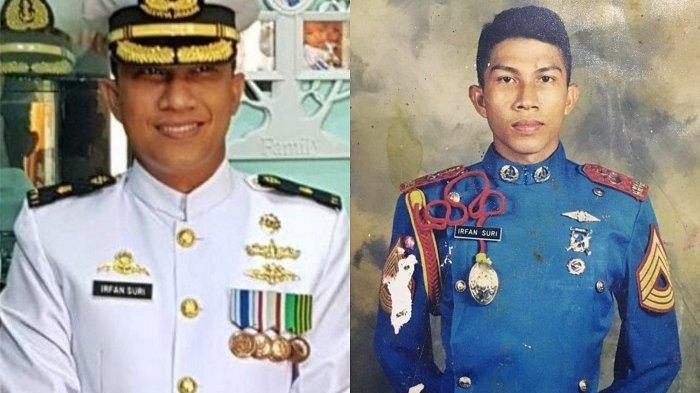 Keluarga Ikhlaskan Kepergian Irfan Suri, Putra Asli Samalanga Jadi Korban Tenggelamnya KRI Nanggala