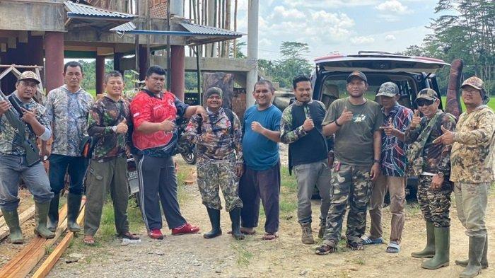 Kiprah Anggota LHC di Aceh Utara, Salurkan Hobi Sambil Membantu Petani