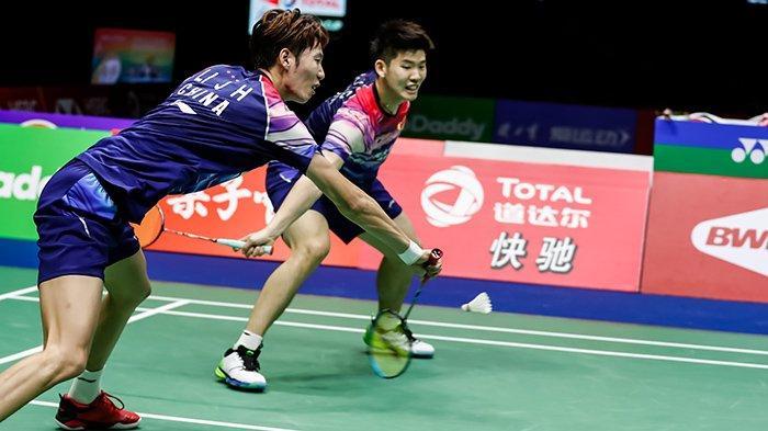 Hasil Semifinal Piala Sudirman 2019 - China Melenggang ke Final, Tunggu Lawan Indonesia atau Jepang