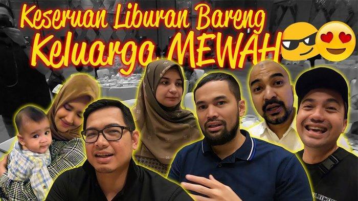 Liburan Seru Keluarga Mewah, Lihat Reaksi Sahrul Gunawan Saat Tommy Kurniawan Menggoda 'Gimana Aceh'