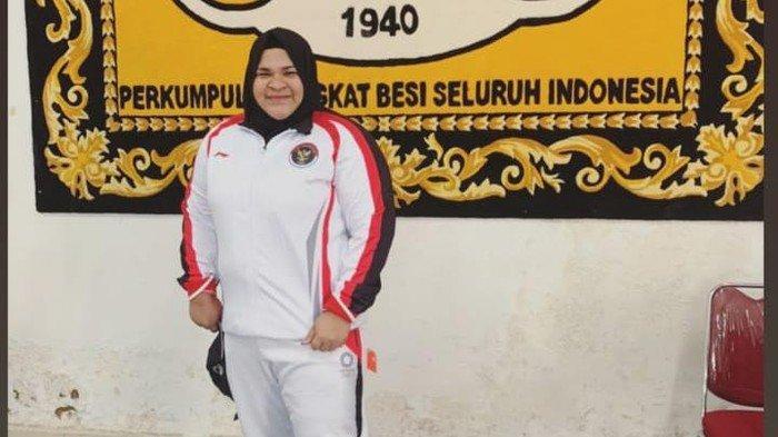 Lifter Putri Aceh Nurul Akmal Bikin Kejutan, Terseok di Posisi 14 Dunia, Akhirnya Lolos ke Olimpiade