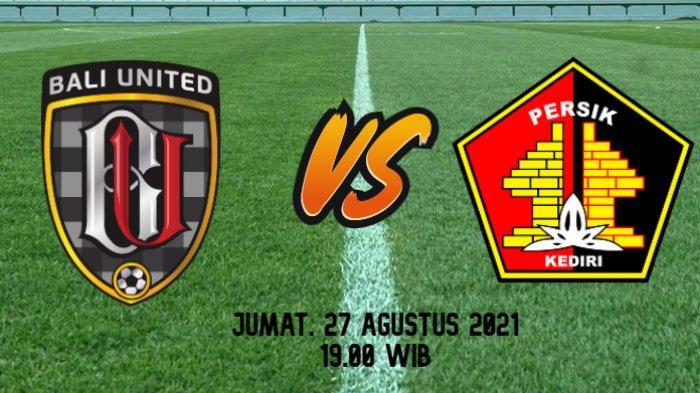 Prediksi Line Up Bali United vs Persik Kediri, Fahmi Al Ayyubi Ungkap Peta Kekuatan Macan Putih