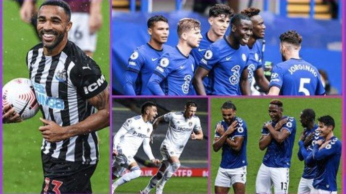 Hasil Liga Inggris: Chelsea Menang, Manchester City Tertahan, Everton Puncaki Klasemen