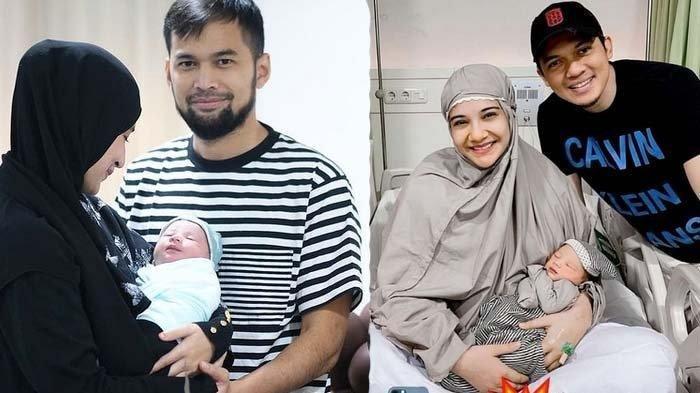 Lihat Bayi Tampan Zaskia Sungkar, Teuku Wisnu Pengin Nambah Anak 3 Lagi, Shireen: Capek