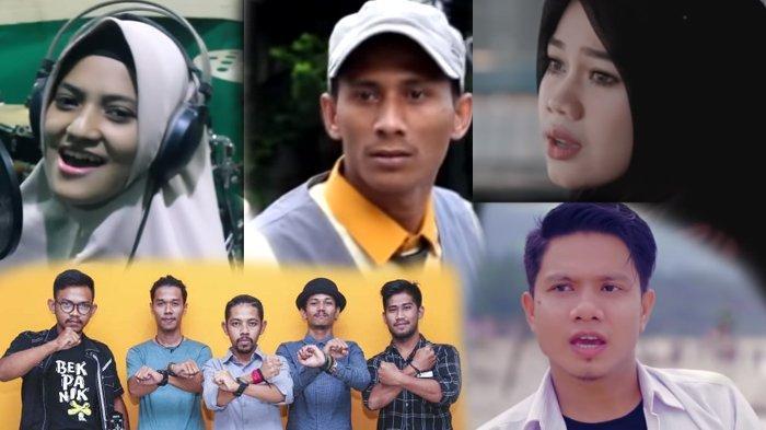Dari Puja Syarma Hingga Rialdoni Ini 5 Penyanyi Aceh Yang Tembus Jutaan Views Di Youtube Serambi Indonesia