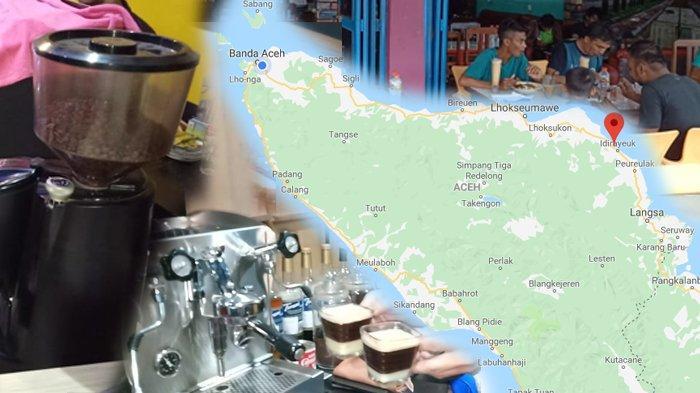 ACEHWIKI - Lima Warkop Populer dan Nyaman untuk Nongkrong di Idi Aceh Timur