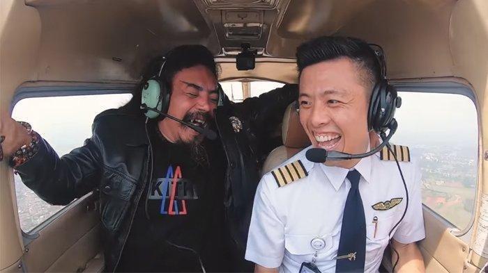Lisensi Terbang Kapten Vincent Raditya Dicabut Kemenhub, Petinggi TNI AU Justru Ajak Kolaborasi