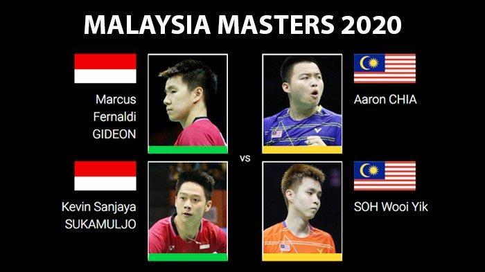 Turnamen Malaysia Masters 2020 Masih Kejam untuk Pemain Unggulan
