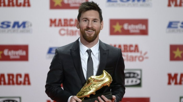 Adidas Lelang Sepatu Lionel Messi Saat Cetak Gol Bersejarah, Hasilnya Disumbangkan untuk Amal