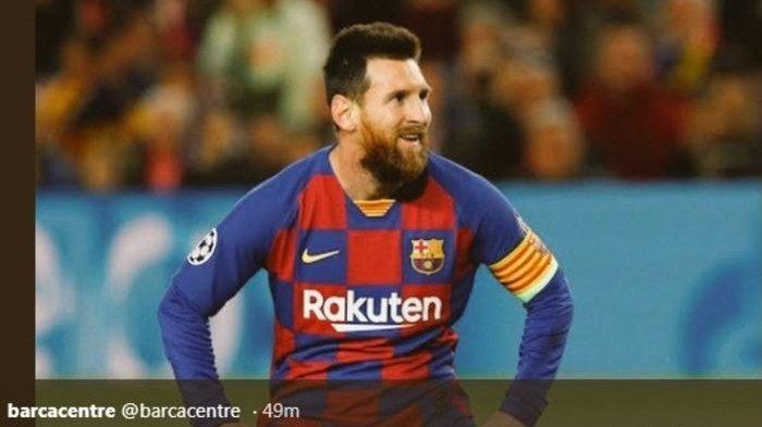 Barcelona Kalah, Lionel Messi Belum Cetak Gol di El Clasico sejak Ronaldo Tinggalkan Real Madrid