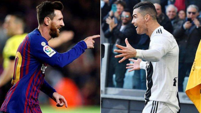 Barcelona Lolos ke Semifinal Liga Champions, Messi 'Balas Dendam' ke Empat Finalis Ballon d'Or