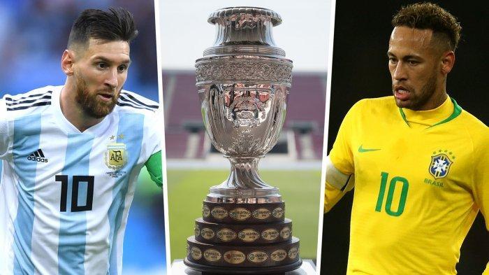 Jadwal Semifinal Copa America 2019, Rekor Pertemuan Lionel Messi dan Kiper Alisson Becker
