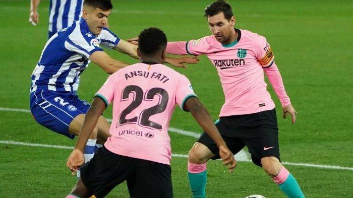Athletic Bilbao tak Persoalkan Lionel Messi Main atau Tidak dalam Duel Kontra Barcelona