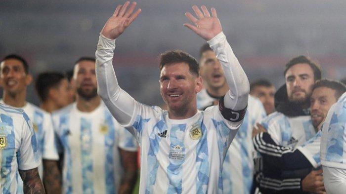 PSG Tunggu Kedatangan Lionel Messi, Usai Cetak Hattrick Dalam Kualifikasi Piala Dunia Lawan Bolovia
