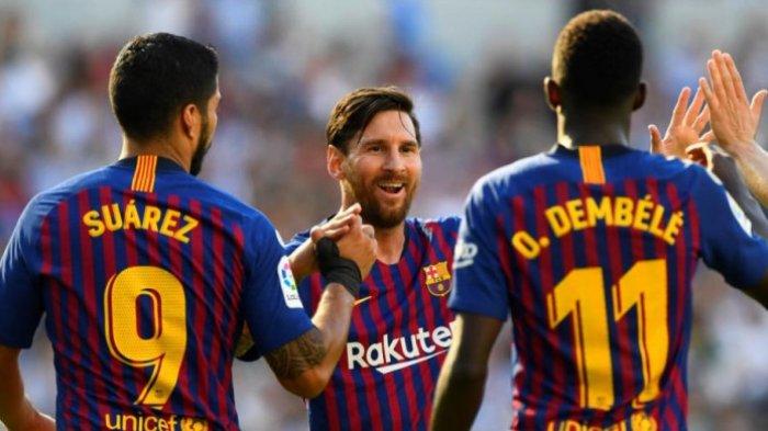Barcelona Diprediksi Kunci Gelar Juara Liga Spanyol di Markas Klub Ini