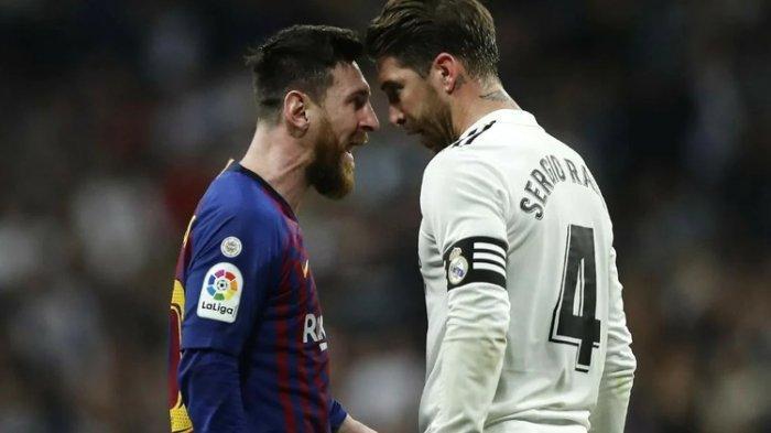 Demi Keamanan Laga El Clasico, Barcelona dan Real Madrid Berangkat Bersama