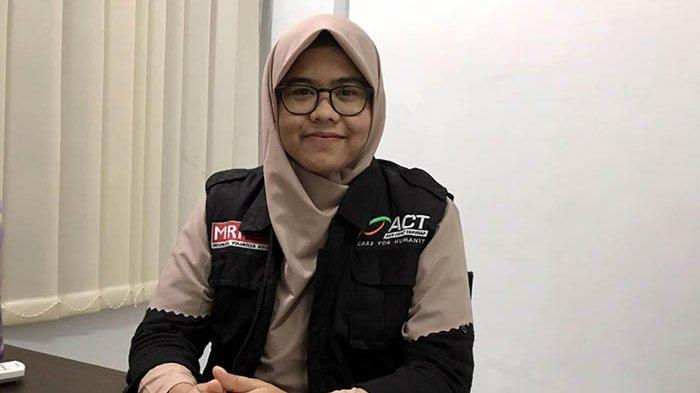 Warga Palestina dan Suriah Didera Musim Dingin Mematikan, ACT Aceh Galang Bantuan Pangan