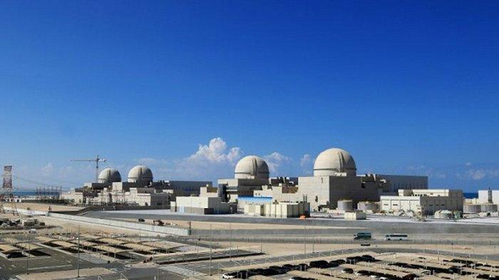 UEA Operasikan Pembangkit Listrik Tenaga Nuklir, Pertama di Dunia Arab