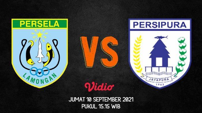 Live Streaming Persela Lamongan vs Persipura Jayapura, Sore Ini Pukul 15.15 WIB, Ini Link Menontonya