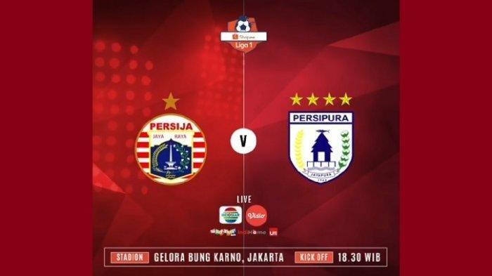 Live Streaming Persija Vs Persipura, Andritany Bertekad Beri Kado Kemenangan di Ultah ke-91 Persija