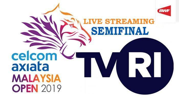 Streaming TVRI Semifinal Malaysia Open 2019 Mulai 11.00 WIB, Perkiraan Jadwal Main Jojo & Fajar/Rian