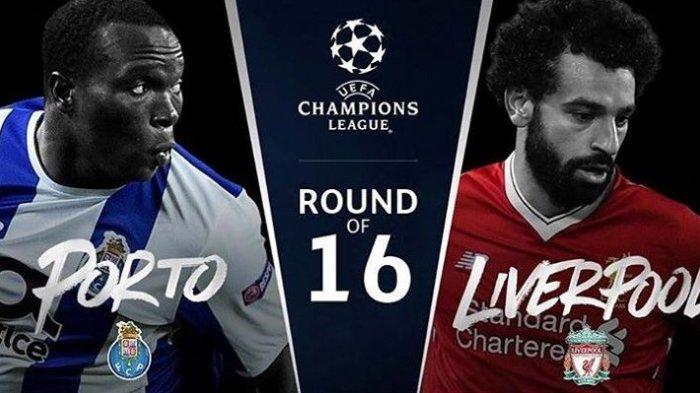 Prediksi Liverpool Vs Porto, Mohamed Salah Siap Cetak Gol Lagi untuk The Reds di Liga Champions