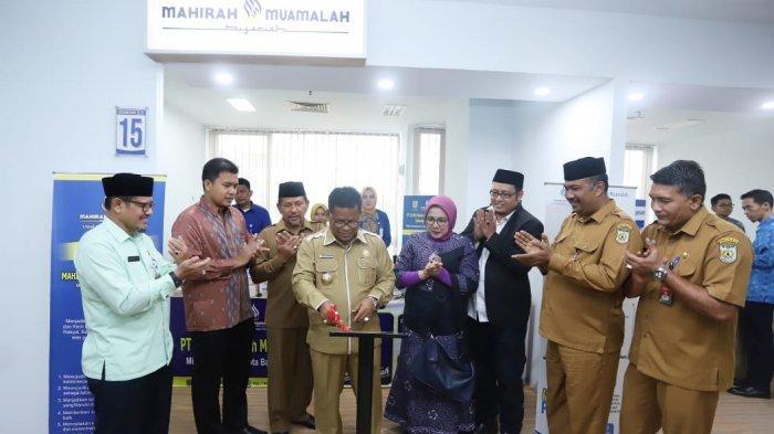 LKMS Mahirah Muamalah Syariah Buka Cabang di MPP Pasar Aceh