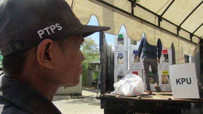 Panwaslih Aceh Tengah  Amankan Delapan Orang