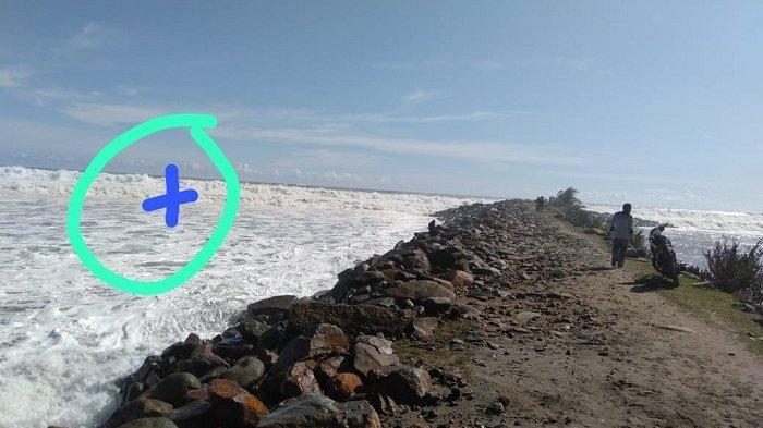 Gelombang Tinggi Landa Laut Aceh Jaya, Diduga Jadi Penyebab Boat Tenggelam