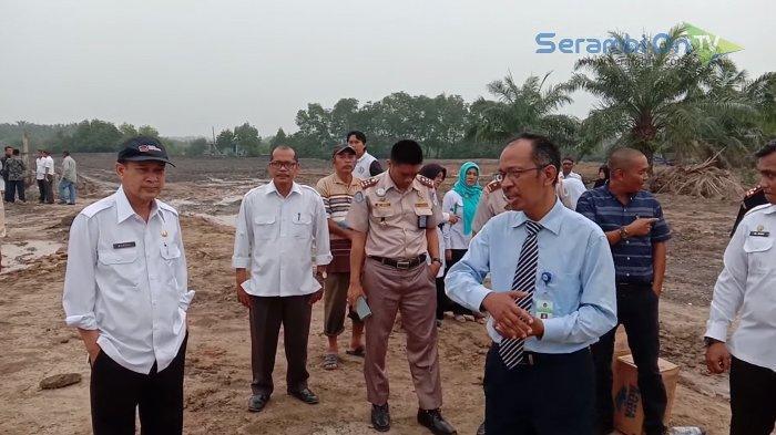 Dukung Pembangunan Pelabuhan, Pengusaha Aceh Tamiang Keruk Alur dan Bersihkan Areal
