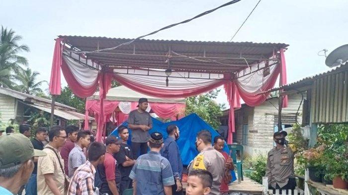 Usai Bernyanyi di Pesta Pernikahan Tetangganya, IRT di Aceh Timur Meninggal Tersengat Listrik