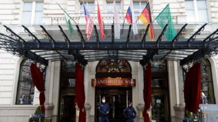 Pertemuan Iran dan Uni Eropa di Wina Alot, Teheran Tolak Bertemu AS, Bahas Kesepakatan Nuklir 2015