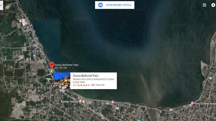 Suaminya Selamat Dari Gempa Dan Tsunami Palu Istri Sekretaris Maa Banda Aceh Tangan Bapak Terluka Halaman All Serambi Indonesia