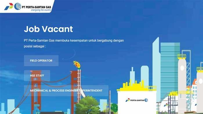 Lowongan Kerja Lulusan SMA, D3 dan S1 di Perusahaan Patungan Pertamina Gas-Korea, Dibuka Tiga Posisi