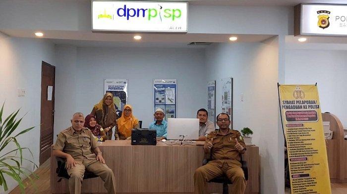 DPMPTSP Aceh Hadirkan Pelayanan Perizinan di MPP Banda Aceh