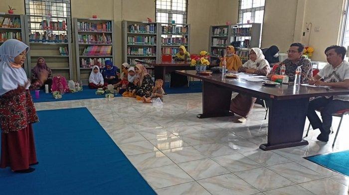 Dinas Perpustakaan Aceh Singkil Gelar Lomba Cerita Legenda Danau Bungara