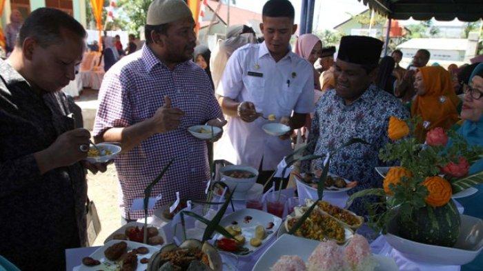 Gelar Lomba Cipta Menu Beragam, Wakil Wali Kota Lhokseumawe Berharap Dapat Diterapkan di Masyarakat