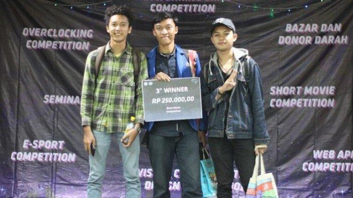 Film Pendek 'Untuk Seulimeum', Mahasiswa ISBI Aceh Raih Juara 3 Short Movie Competition ITechnocup
