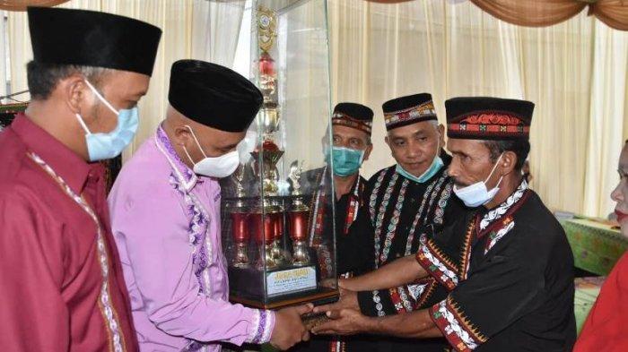 Pemkab Bener Meriah GelarLomba Melengkan dan Syair Gayo, Hakim Tungul Naru Juara Umum, Ini Rincian