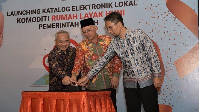 Pemerintah Aceh Luncurkan E-Katalog Rumah, Untuk Bangun 5.900 Rumah Duafa
