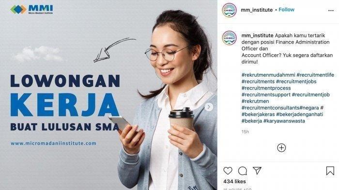 Lowongan Kerja BUMN Anak PT PNM untuk Lulusan SMA/SMK ...